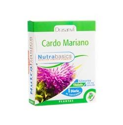 NUTRABASICS CARDO MARIANO SILIMARINA 30 CAPSULAS DRASANVI