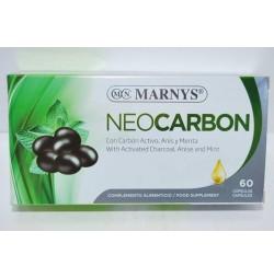NEOCARBON VEGETAL 60 CAPSULAS MARNYS