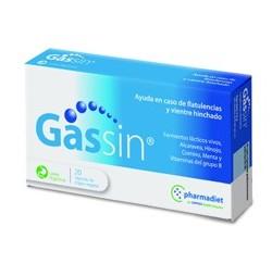 GASSIN 20 cápsulas PHARMADIET