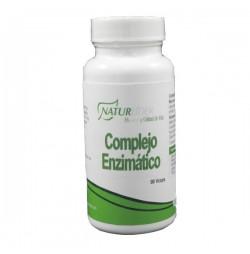 COMPLEJO ENZIMATICO 90 CAPSULAS NATURLIDER