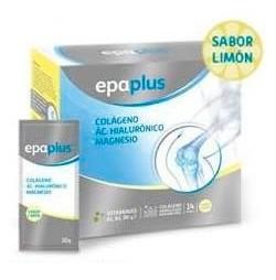 Epaplus Colágeno Hialurónico Magnesio 14 sobres