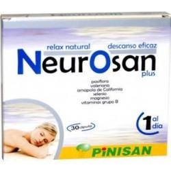 Neurosan Plus 30 cápsulas Pinisan