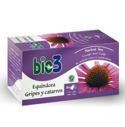 Bie3 Equinácea Gripes y Catarros 25 bolsitas