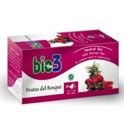 Bie3 Té de Frutas del Bosque 25 bolsitas