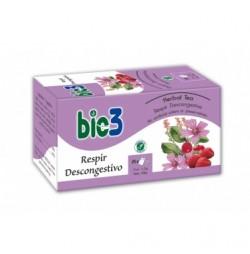 Bie3 Respir Descongestivo 25 bolsitas