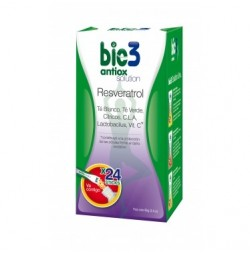 Bie3 Antiox Resveratrol 24 sticks solubles
