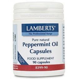 ACEITE DE MENTA 50 mg 90 CAPSULAS LAMBERTS