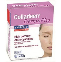COLLADEEN DERMA PLUS 60 TABLETAS LAMBERTS