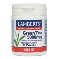 TE VERDE 5000 mg 60 TABLETAS LAMBERTS