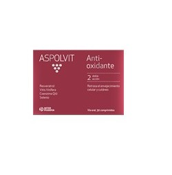 ASPOLVIT ANTIOXIDANTE 60 CAPSULAS