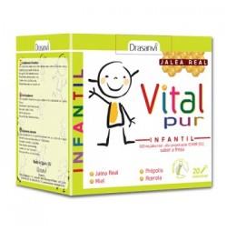 Vitalpur Junior Jalea Real 20x15 ml Drasanvi