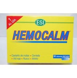 HEMOCALM HEMORROIDES 30 CAPSULAS RETARD ESI