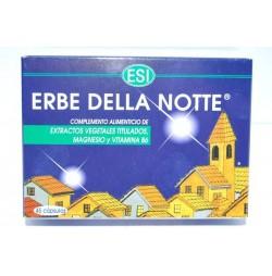 ERBE DELLA NOTTE 45 CAPSULAS ESI
