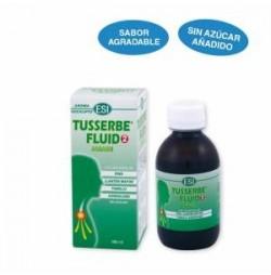 TUSSERBE FLUID JARABE 180 ml ESI