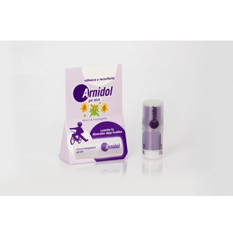 Arnidol stick 15 ml Arnica en barra