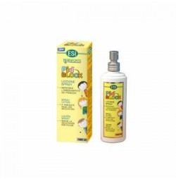 Pid Block Loción Spray Preventivo Piojos 100 ml ESI