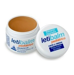 LETIBALM PEDIATRICO TARRO 10 ml