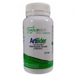 NATURLIDER ARTILIDER 60 cápsulas
