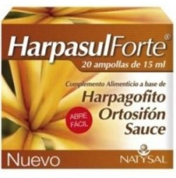 HARPASUL FORTE 20 AMPOLLAS NATYSAL