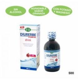 DIURERBE FORTE FLUIDO GRANADA 500 ml ESI