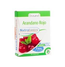 Nutrabasics Arándano Rojo 30 cápsulas Drasanvi