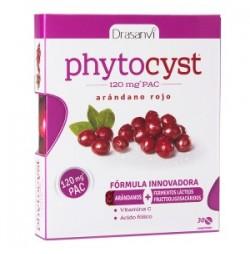Phytocyst Arándano Rojo y Probióticos 30 cápsulas Drasanvi