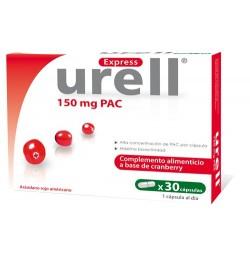 Urell Express Arándano Rojo 150 mg PAC