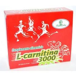 L-CARNITINA 3000 mg 20 VIALES SOTYA