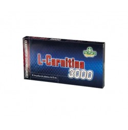 L-CARNITINA 3000 mg 10 AMPOLLAS SOTYA