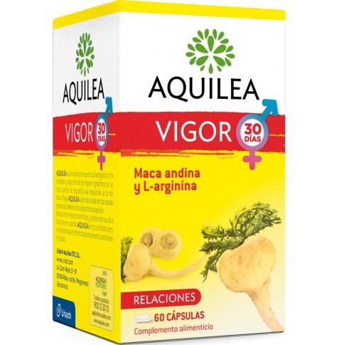 AQUILEA VIGOR MACA 60 CAPSULAS