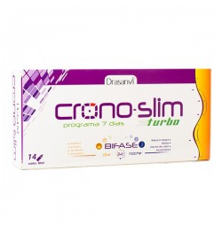 CRONO SLIM TURBO 14x10 ml VIALES DRASANVI