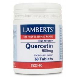 QUERCITINA 500 mg 60 TABLETAS LAMBERTS