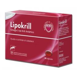 LIPOKRILL OMEGA 3 KRILL ANTARTICO 60 CAPSULAS DEITERS