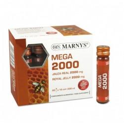JALEA REAL MEGA 2000 mg 20 VIALES MARNYS