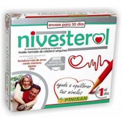 NIVESTEROL COLESTEROL 30 COMPRIMIDOS PINISAN