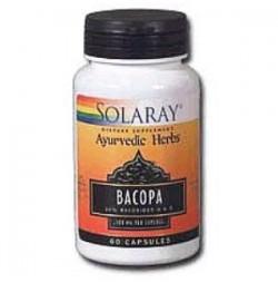 BACOPA 100 mg 60 CAPSULAS SOLARAY