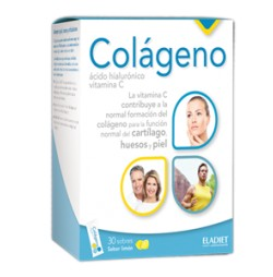 COLAGENO + HIALURONICO 30 SOBRES ELADIET