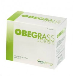 OBEGRASS 60 SOBRES ACTAFARMA