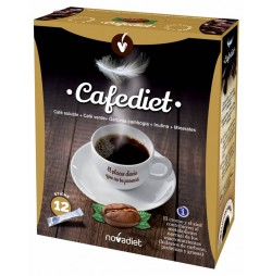 CAFEDIET 12 SOBRES NOVADIET
