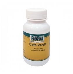 CAFE VERDE 90 CAPSULAS GHF