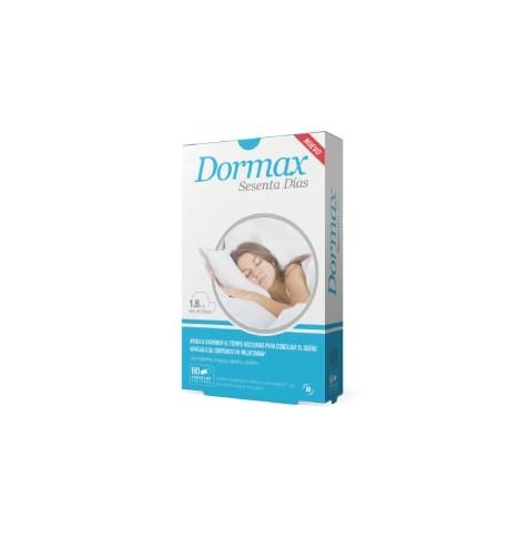DORMAX 60 DIAS MELATONINA ACTAFARMA
