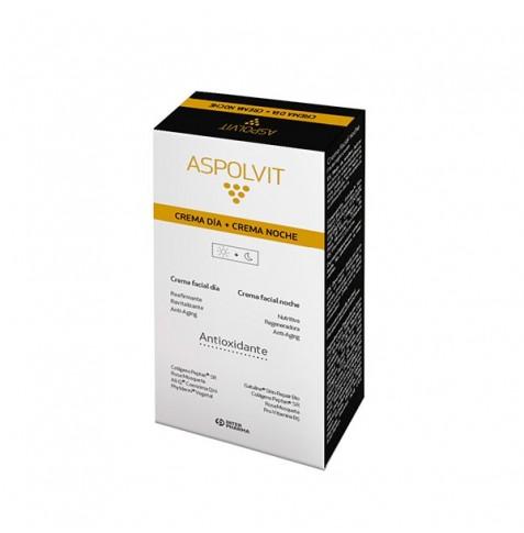 ASPOLVIT PACK SERUM FACIAL 50 ml + CREMA FACIAL PLATINUM 30 ml