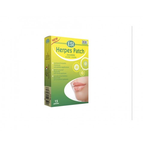 HERPES PATCH 15 PARCHES ESI