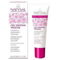 Gel Vaginal Vegetal 50 ml Natysal