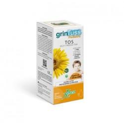 Grintuss Jarabe pediatrico 180 ml Aboca