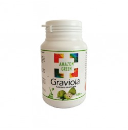 Graviola Amazónica Bio Amazon Green