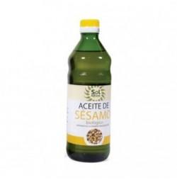 Aceite de Sésamo Bio 500 ml Sol Natural