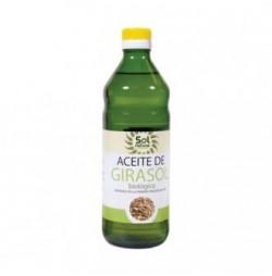 Aceite de Girasol Bio 500 ml SolNatural