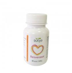 Resverasot 510 mg 60 cápsulas Sotya