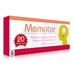 Memoter 20 Viales Tegor